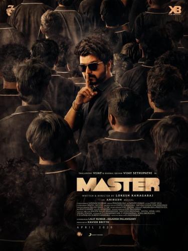 MASTER (2021) Tamil 720p PreDVDRip x264 TMV Exclusive