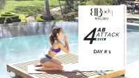 Brooke Burke - 4 Week Ab Attack Day 1 - Day 2 - 2020