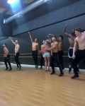 Britney Spears - Hot Dance with Guys 5/11/2018