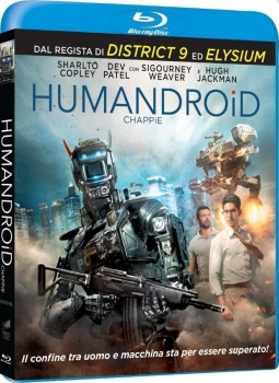 Humandroid (2015) BD-Untouched 1080p AVC DTS HD-AC3 iTA-ENG