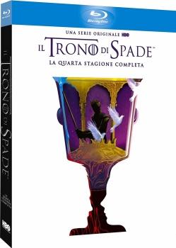 Il Trono Di Spade - Stagione 4 (2014) 5 Full Blu Ray AVC DTS HD MA