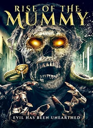 Rise of the Mummy AKA Mummy Resurgance 2021 HDRip XviD AC3-EVO