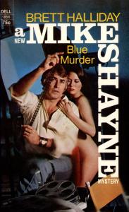 Blue Murder - Brett Halliday