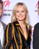 Malin Akerman -                 ''Part Of My Heart'' Photocall Stockholm March 12th 2018.