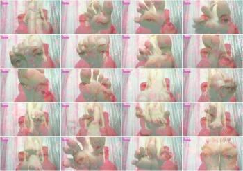 Fetish Barbie - Intense foot brainwash