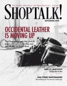 Shop Talk ! - September (2019)