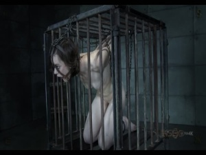 Hybristophilia The Janitor episode 1 - BDSM, Punishment, Bondage