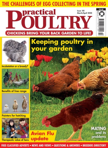 Practical Poultry - Issue 181 - March-April (2020)