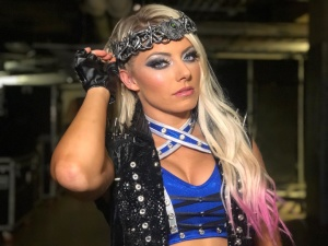 Alexa Bliss - WWE Hell in a Cell in San Antonio - 09/16/2018