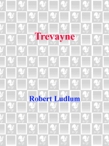 Robert Ludlum - Trevayne  (epub)