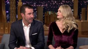 Kate Upton - Tonight Jimmy Fallon (2018) | 1080p