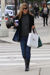 Selma Blair - Shopping in Studio City 5/30/18