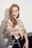 "Jessica Chastain - Variety's ""Actors on Actors"" photoshoot November 2017"