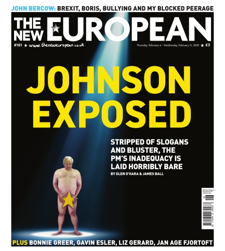 The New European - Issue 181 - February 6 (2020)