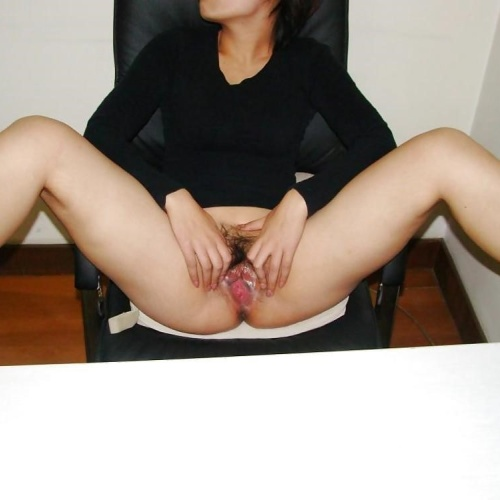 Sexy korean office lady