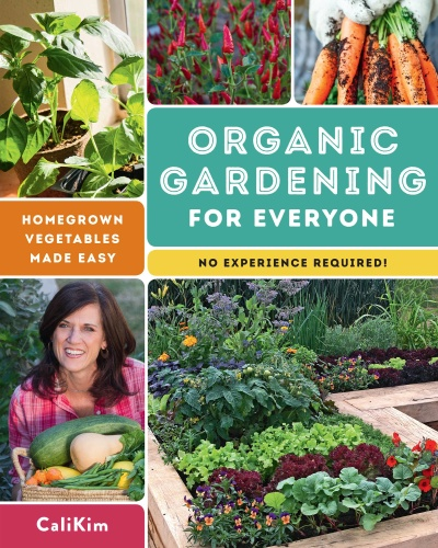 Organic Gardening for Everyone   Homegrown Vegetables Made Easy   No Experience