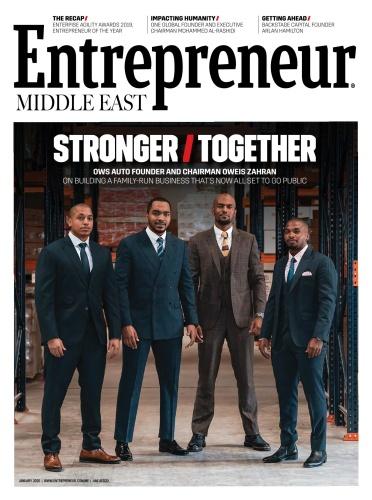 Entrepreneur Middle East - January (2020)