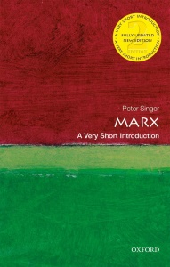 Marx  A Very Short Introduction by Peter Singer