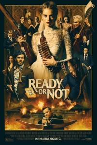 Ready Or Not (2019) 720p BluRay x264 Dual Audio Hindi DD5 1 - English DD5 1 ESub -