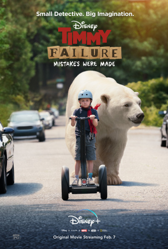 Timmy Failure Mistakes Were Made 2020 720p WEBRip 800MB x264-GalaxyRG