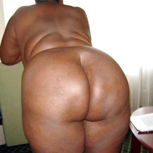 Older black hairy women