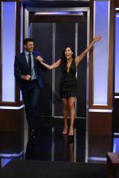 Becca Kufrin - Jimmy Kimmel Live: August 6th 2018