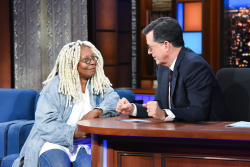 Whoopi Goldberg - The Late Show with Stephen Colbert: September 24th 2019