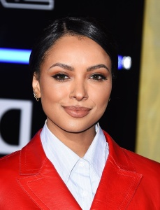 Kat Graham - Ready Player One Premiere in Hollywood  (3/26/18)