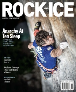 Rock and Ice - Issue 260 - November (2019)