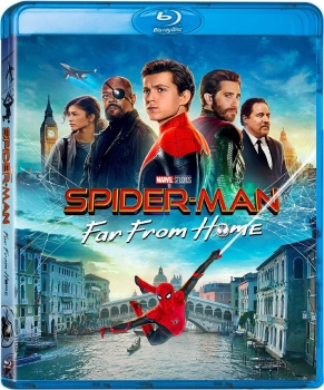 Spider-Man: Far from Home (2019) BD-Untouched 1080p AVC DTS HD-AC3 iTA-ENG