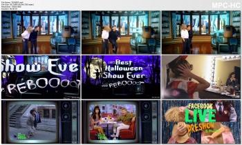KELLY RIPA *epic Halloween show - full coverage* - 10-31-2018