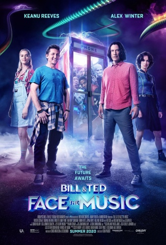Bill and Ted Face the Music 2020 BRRip XviD AC3-EVO