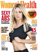 Kaley Cuoco -          Women's Health Magazine (Chile) February (2018).