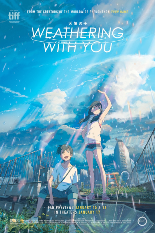 Weathering With You (2019) - Gdrivemovie.id