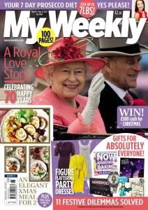 My Weekly  November 14 (2017)