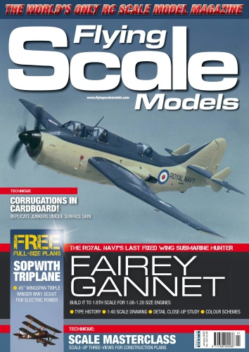Flying Scale Models - Issue 242 - January (2020)
