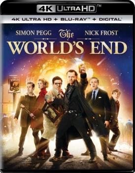 La fine del mondo (2013) Full Blu-Ray 4K 2160p UHD HDR+ 10Bits HEVC ITA DTS 5.1 ENG DTS:X/DTS-HD MA 7.1 MULTI