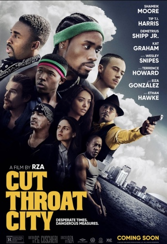 Cut Throat City 2020 1080p Bluray X264 DTS-EVO