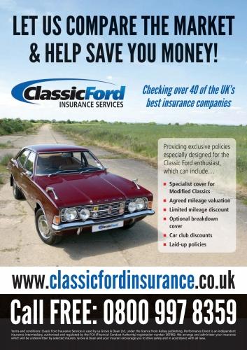 Classic Ford - February 2020