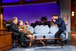 Rebecca Ferguson - The Late Late Show with James Corden: July 23rd 2018