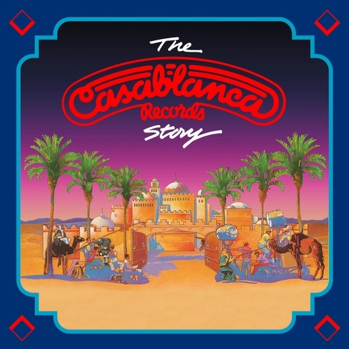 The Casablanca Records Story   VA   47 Tracks 4CDs   (1994)