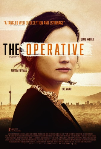 The Operative (2019) BluRay 720p YIFY