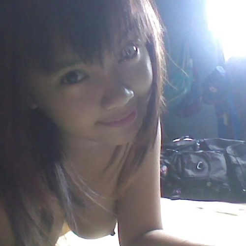 Malay nude selfie