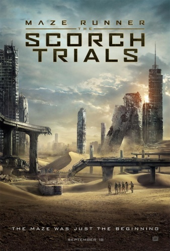 Maze Runner - The Scorch Trials (2015) 720p BluRay x264 ESubs [Dual Audio][Hindi+English]