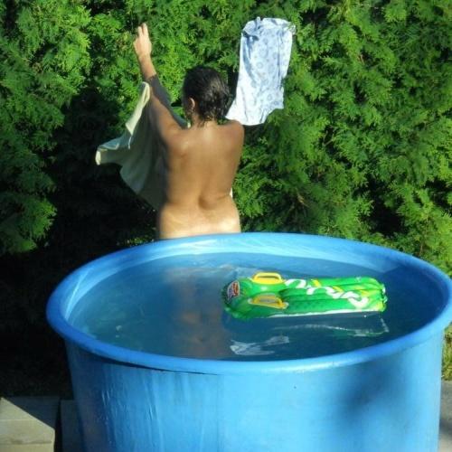Russian family nudist photos