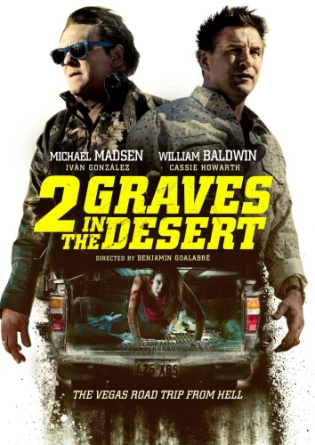 2 Graves in the Desert 2020 720p BRRip XviD AC3-XVID