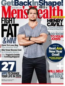 Men ' s Health UK - 01 2020 - 02 (2020)