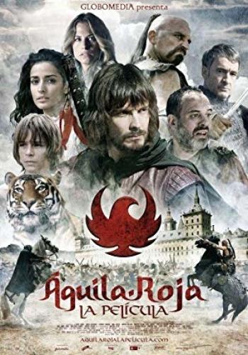 Red Eagle (2011) 720p BluRay Dual Audio-Hindi - Spanish 1GB