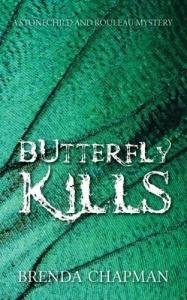 Butterfly Kills - Brenda Chapman