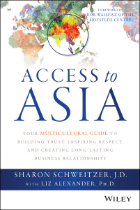 Access to Asia by Sharon Schweitzer